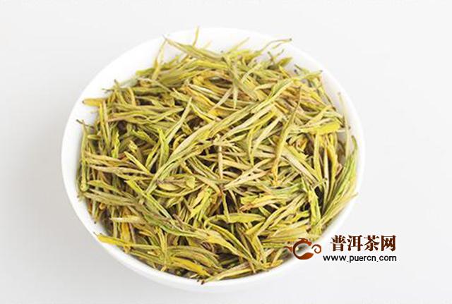 君山银针茶属于什么茶