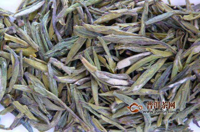 黄芽茶叶的功效