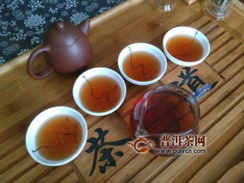 女性喝普洱茶会上火吗