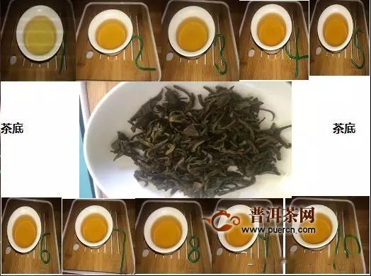 2014年陈升号老班章砖生茶1000克品尝评测报告