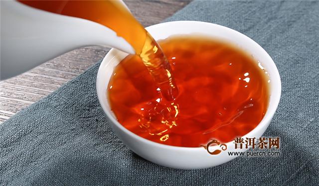 祁门红茶汤色都是红色的吗?祁红汤色红艳明亮
