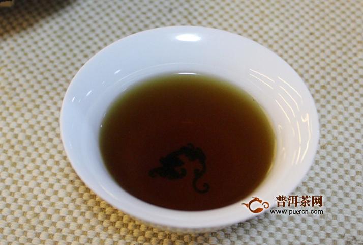 安化黑茶茯砖茶的功效