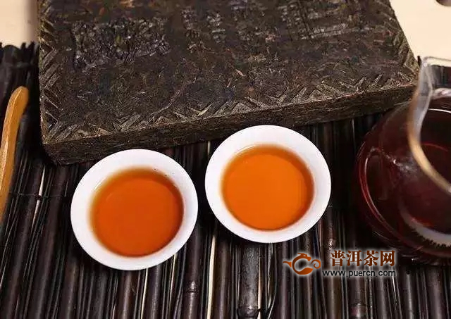 安化黑茶作用与功效