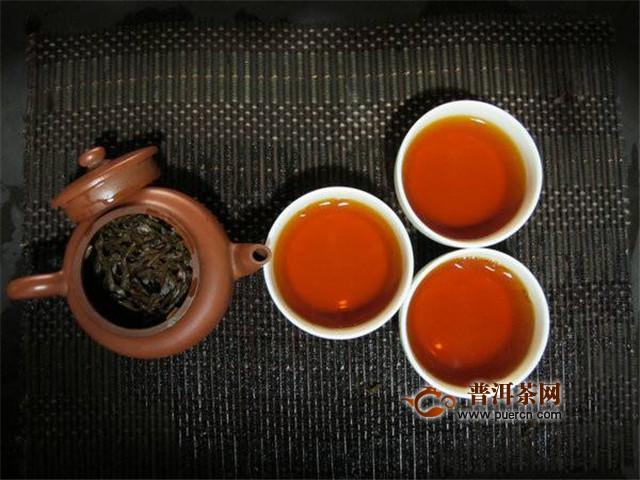 哪些茶属于红茶类