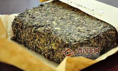 泾阳茯砖茶年份多久更好?