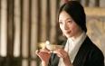 喝茶的女人有多美?妥妥迷倒你