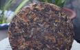 2015年寿眉老白茶饼