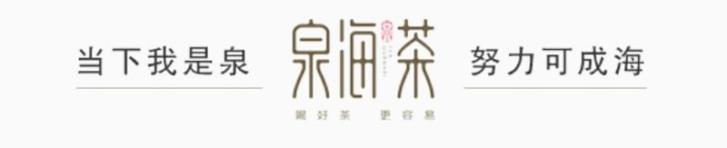 春暖乍寒三茗开泰好茶礼 2019年泉海茶石普洱茶(紧压熟茶)品鉴