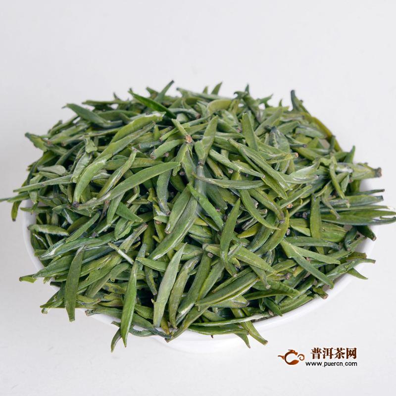 什么样子的绿茶算是好茶叶