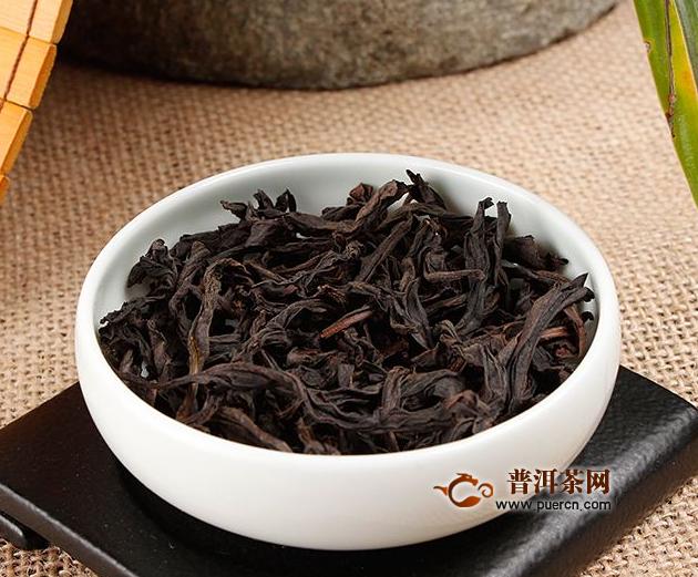大红袍是什么茶功效与作用
