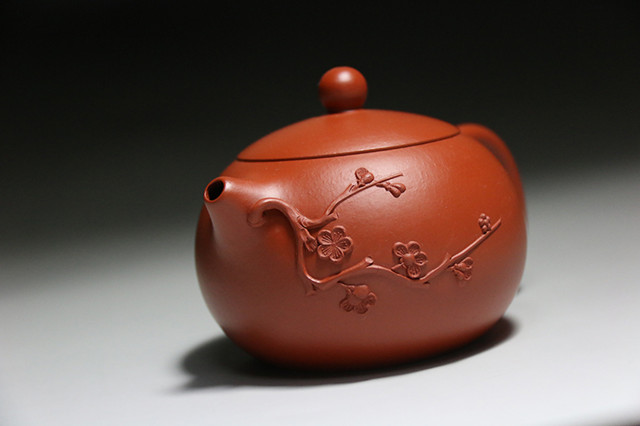 紫砂壶泥料:朱泥和红泥的区别是什么?