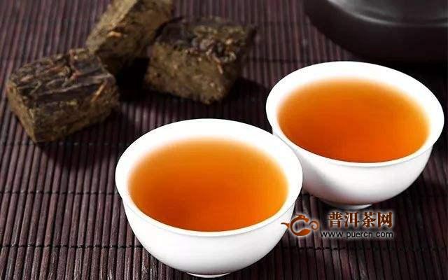 常喝黑茶有什么好处