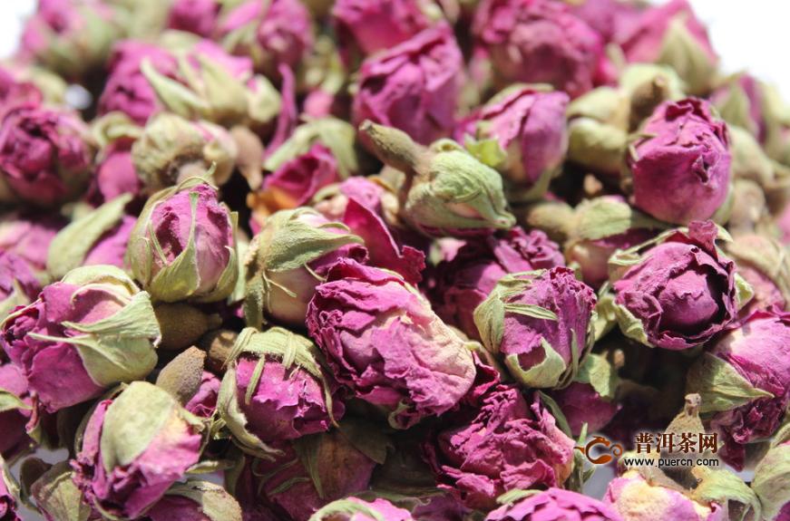 常饮玫瑰花茶的作用