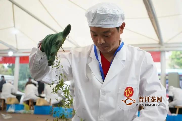 浙江巧手翻炒龙井飘香,全省高手同台竞技!