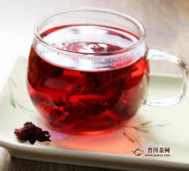 洛神花茶可以美白吗