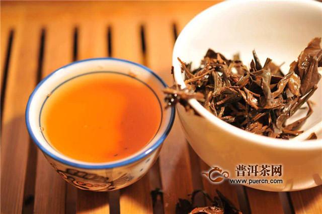 红茶有啥功效?