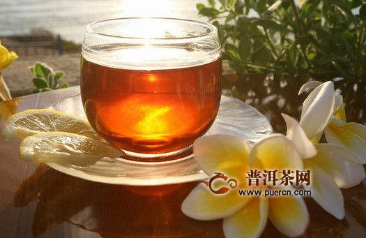夏天能喝红茶吗?