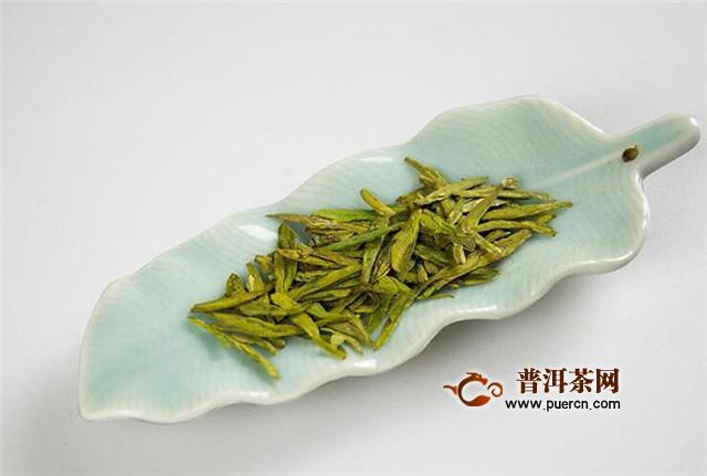 龙井茶特征
