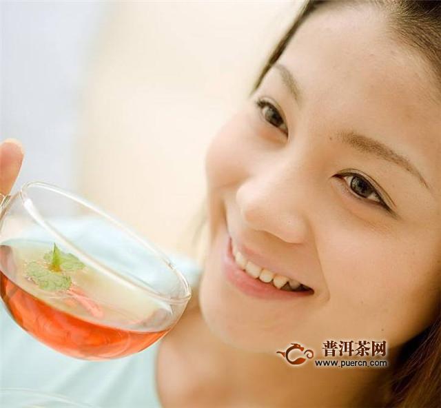 红茶有利于减肥吗?对减肥有帮助