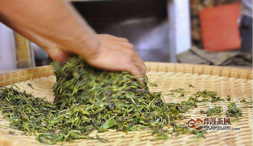 制作红茶的具体过程