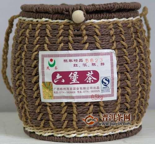 六堡茶内销和出口价格均高于全国茶叶均价