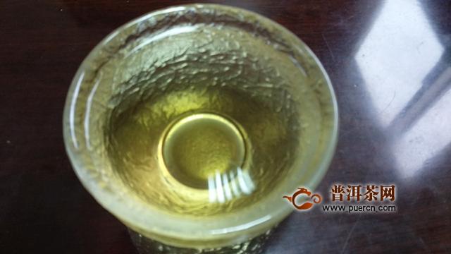 茶味浓烈,茶香充足:洪普号《蜂蜜琥珀》普洱生茶品鉴报告