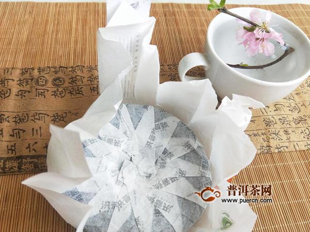 2019年洪普号蜂蜜琥珀生茶:有了茶,犹如我们有了仙气