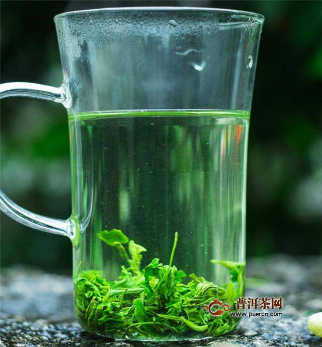 喝绿茶有什么功效?