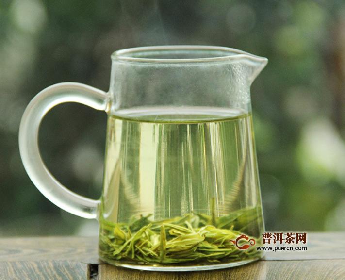 庐山云雾茶叶属于哪种茶