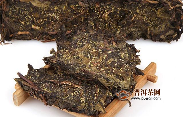 泾阳茯茶黑茶功效是什么