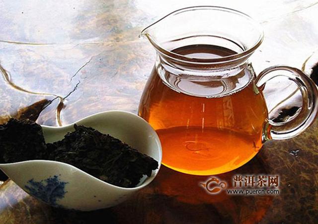 陕西的茯茶有什么功效