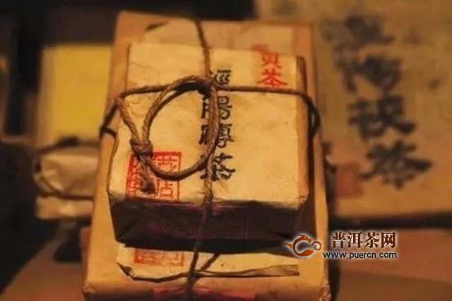 泾阳茯砖茶介绍