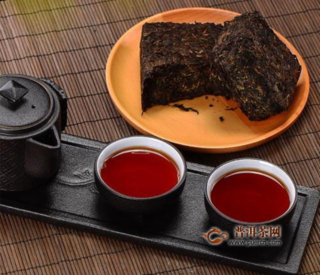 泾阳茯茶好喝吗