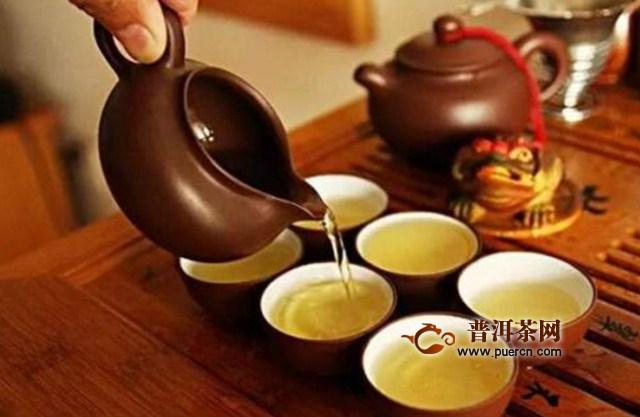长期喝茶叶水有什么好处和坏处