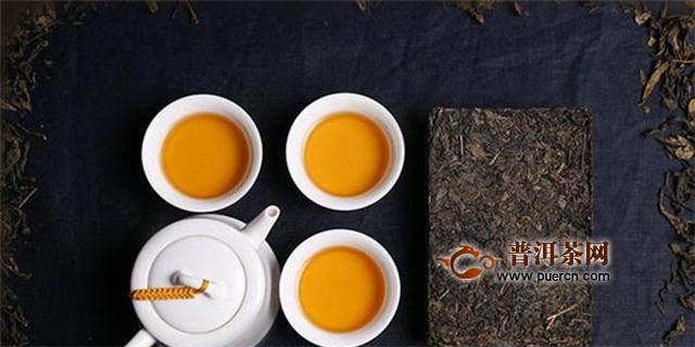 安化黑茶是不是绿茶