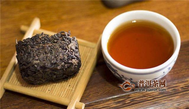 黑茶和藏茶可以混着喝吗