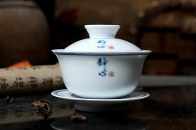 泡茶盖碗太烫怎么办
