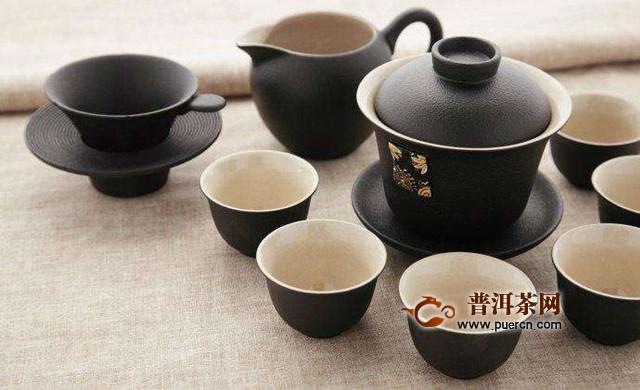 盖碗和茶壶泡茶的区别是什么