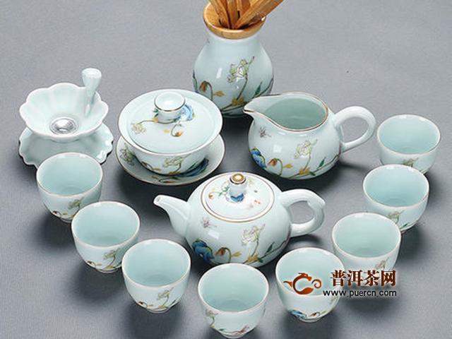 瓷器茶具有哪些特点