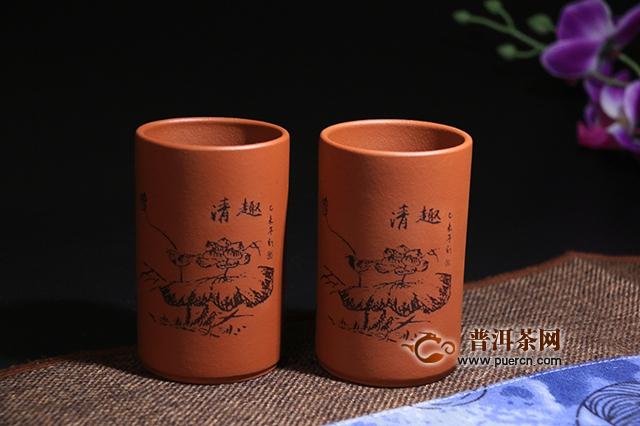 用紫砂杯泡茶喝有什么好处吗
