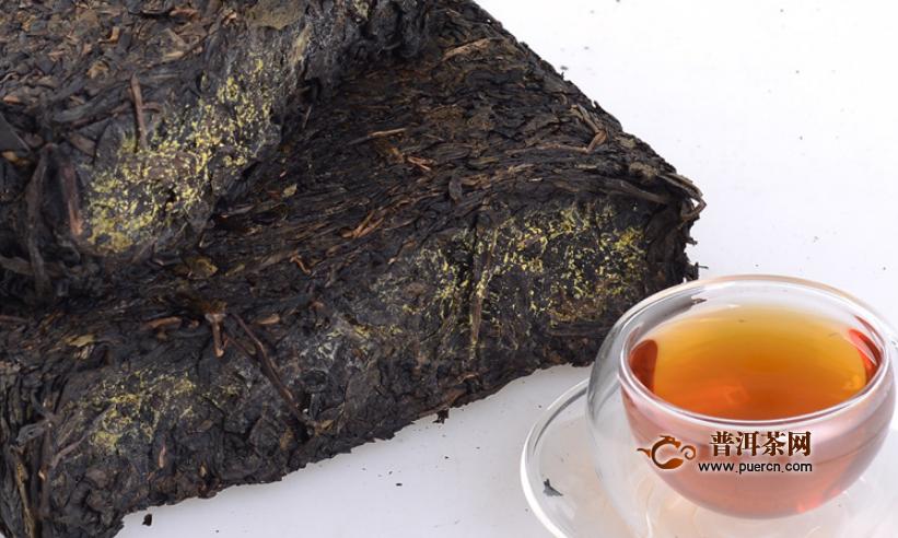 喝泾阳茯茶的功效