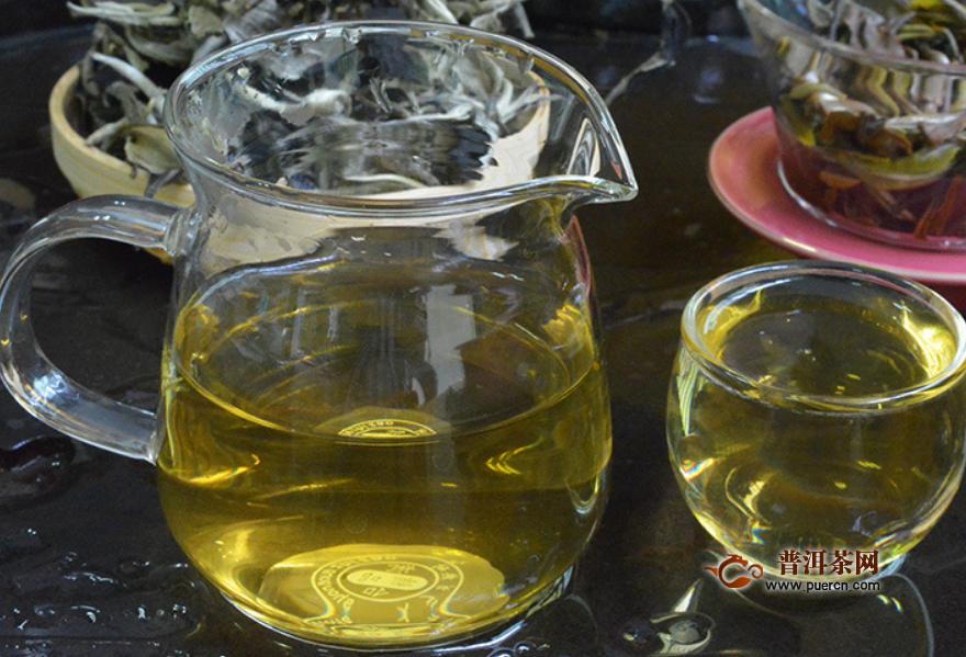 白茶的收藏价值