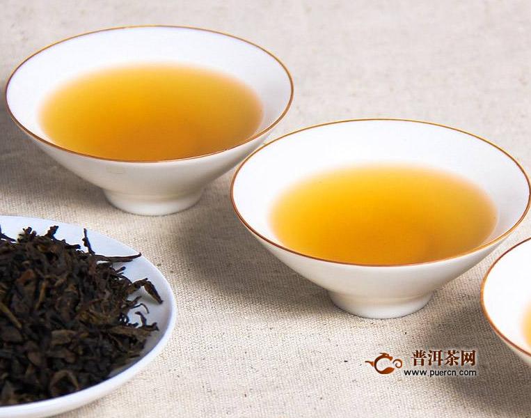 喝安化黑茶一月瘦5斤