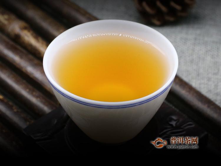 安化黑茶解中药吗