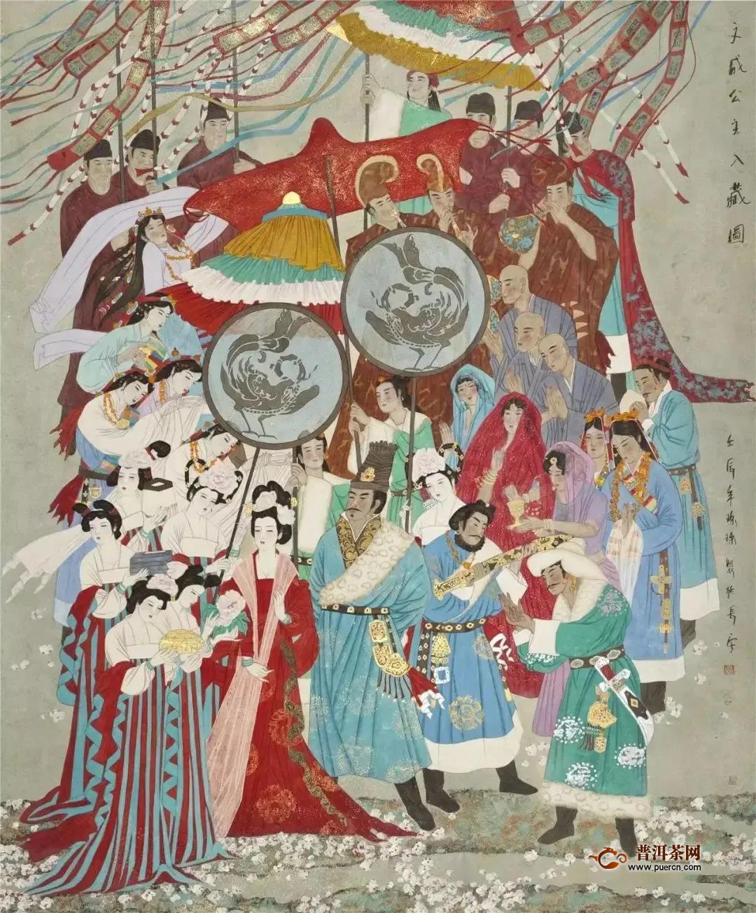 雅安与藏茶:跨越1300年的茶马往事!
