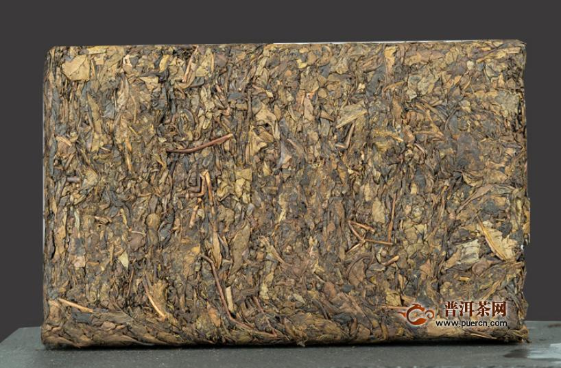 泾渭茯茶能存放多久