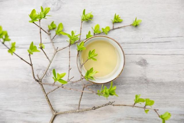 立夏:宜饮茶,消暑养生