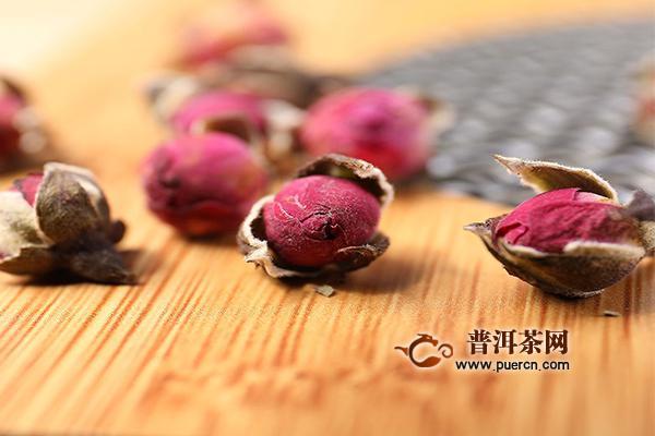 玫瑰花泡茶的功效与禁忌