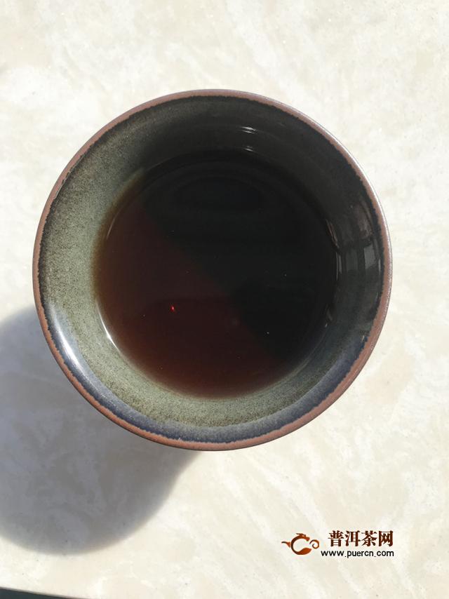 2018年大益金柑普金罐大红柑:香气十足,柑香怡人