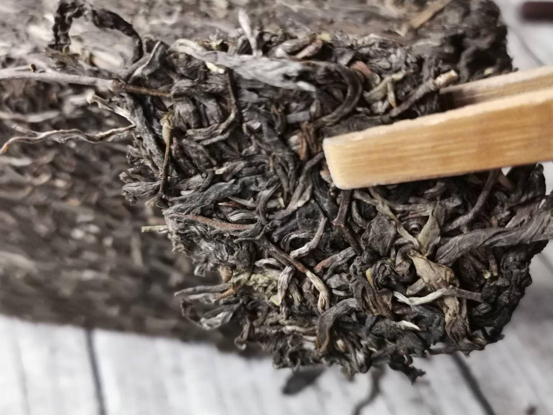普洱茶砖怎么撬不碎
